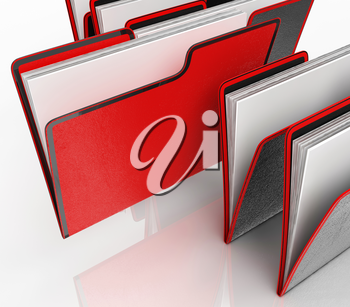 Files Means Organising Documents Filing And Paperwork