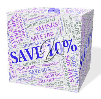 Ten Percent Off Showing Bargains Offers And Offer