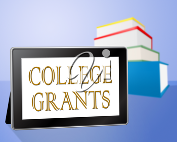 College Grants Showing Educate Computing And Internet
