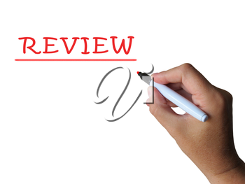 Review Word Meaning Analysis Checking And Feedback