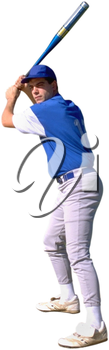 Royalty Free Photo of a Baseball Player