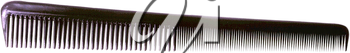Royalty Free Photo of a Comb