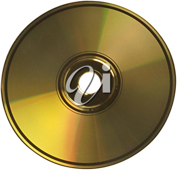 Royalty Free Photo of a Compact Disc