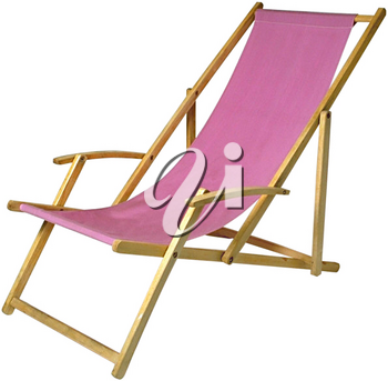 Royalty Free Photo of a Lounge Chair