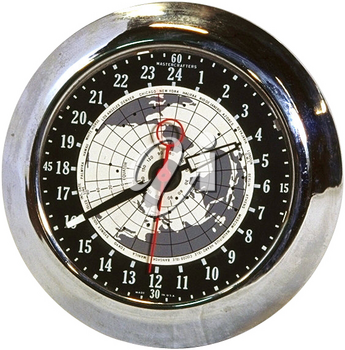 Royalty Free Photo of a Compass