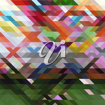 Abstract colorful background for design. Vector EPS10