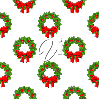 Color seamless pattern. Cartoon style. Bright design. For walpaper, poster, banner. Hand drawn. Vector illustration isolated on white background.